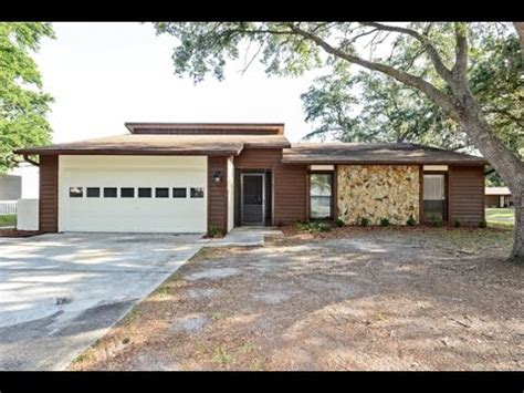 houses for rent in brandon fl houses for rent in brandon florida 714 sandy creek dr brandon youtube