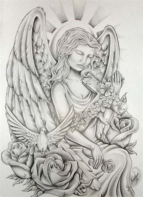 tattoo flash angel angels tattoo 1 angel tattoo design art flash pictures