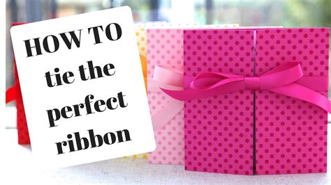 tying ribbon for wedding invitations how to tie a ribbon wedding invitations