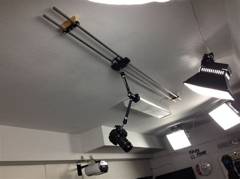 To The Ceiling The 8 Foot Ceiling Mounted Diy Slider Chris Duke