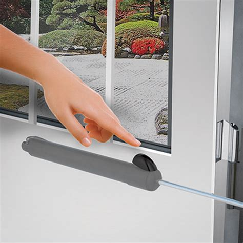 touch n hold heavy duty security door closer