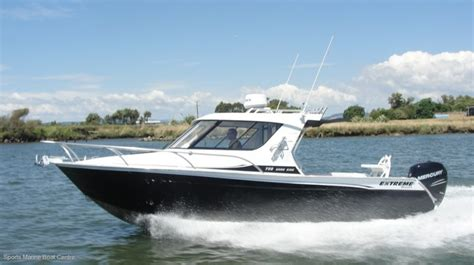 extreme boats for sale australia new extreme 795 game king trailer boats boats online