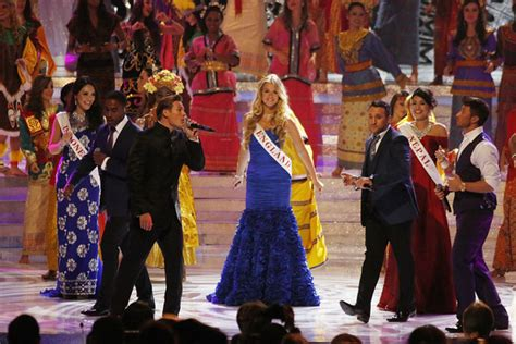 julie chrisley as miss carolina miss world 2013 that is scheduled on the 28 september 2013