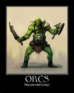 Orc Meme - 14 march 2011 retro rpg