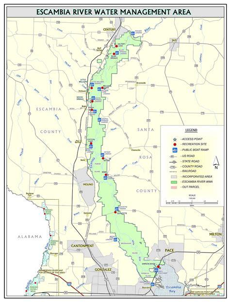 northwest florida water management district map keyser landing northwest florida water management district