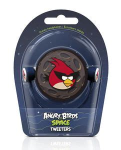 Gear4 Tweeters Earphone gear4 hab007g angry birds in ear ear buds bird space