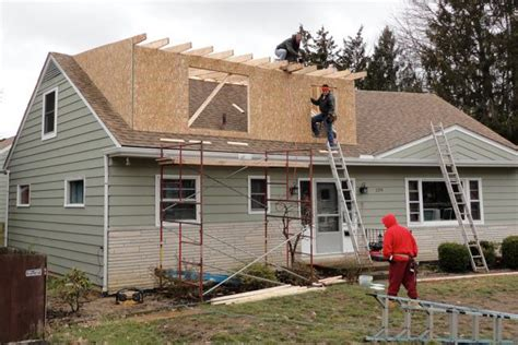 What Is A Dormer Addition completed second floor dormer room addition columbus ohio suncraft home remodeling