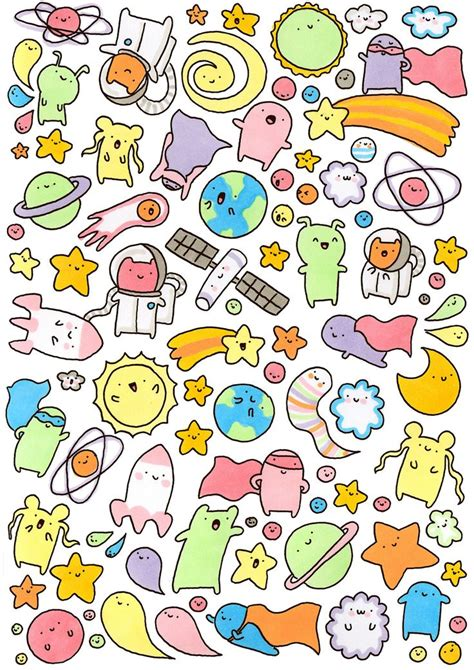 up around the sun doodlebug meer dan 1000 idee 235 n kawaii doodles op