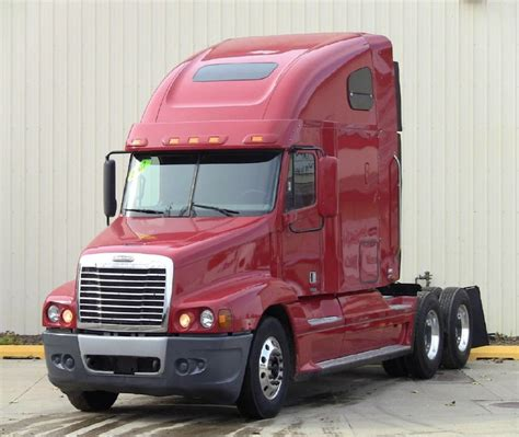 Truck Sleepers For Sale by 2007 Freightliner Tractor Truck W Sleeper For Sale