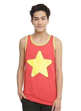Hoodie Steven Universe Logo Fightmerch steven universe logo tank top topic