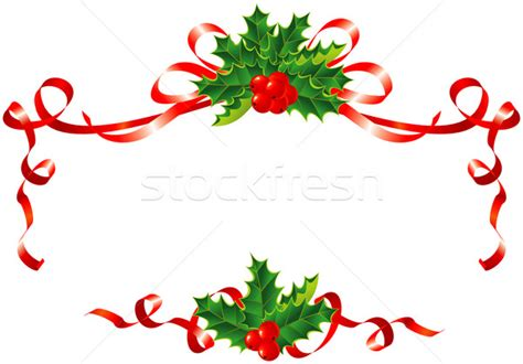 clipart natale bottom borders happy holidays