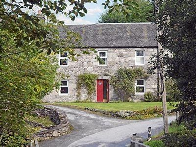 Valley Cottage Post Office by Post Office In Fender Bridge Near Blair Atholl
