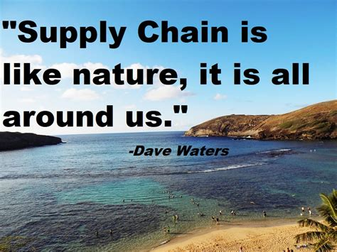 supply chain terms quotes and supply chain today