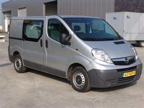 opel vivaro 2007 opel vivaro diesel 2007 occasions in gelderland mitula