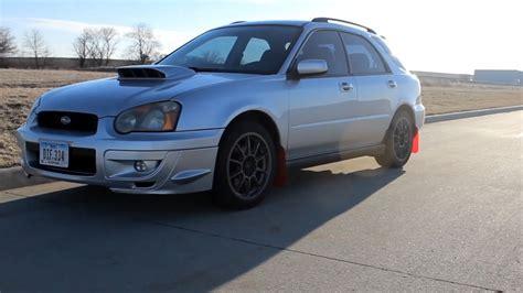 2004 Subaru Wagon by Wrx Wagon The Wagon