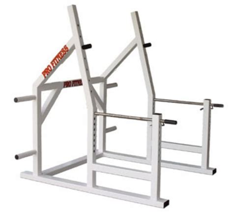 Fitness Gear Squat Rack by True Bodybuilding Squat Racks
