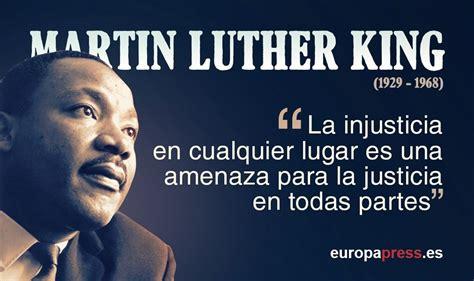 imagenes de reflexion de luther king martin luther king las 10 mejores frases de su historia