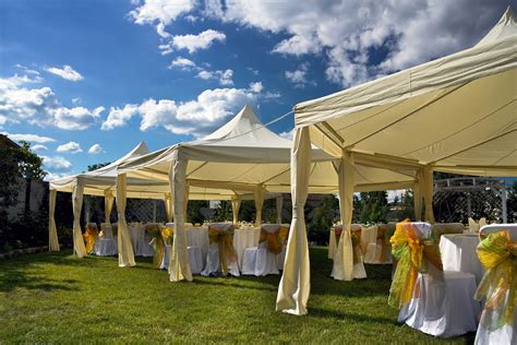 Wedding Tent Rentals by Plan Your Next With Colorado Rentals