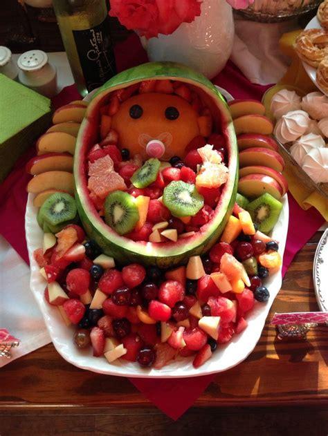 Baby Shower Fruit Basket by Baby Fruit Basket For Shower Rage Hunters Baby Shower