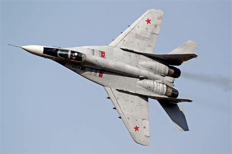 Russian Air Force One mikoyan mig 29 wikipedia