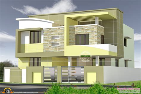 Modern House Plans India 275 Sq M Modern House Plan Kerala Home Design And Floor Plans