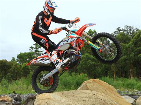 2015 ktm off road motorcycles new look ktm off road team for 2015 mcnews com au
