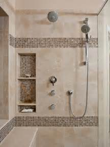 Ideas For Tiling Bathrooms by Awesome Shower Tile Ideas Make Bathroom Designs