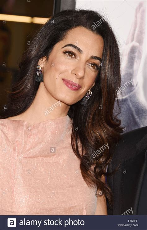 actor george clooney wife amal clooney lebanese british lawyer wife of actor george