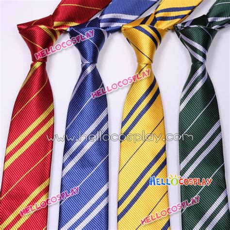 tie color harry potter tie four house ties 4 color package 163 30 42