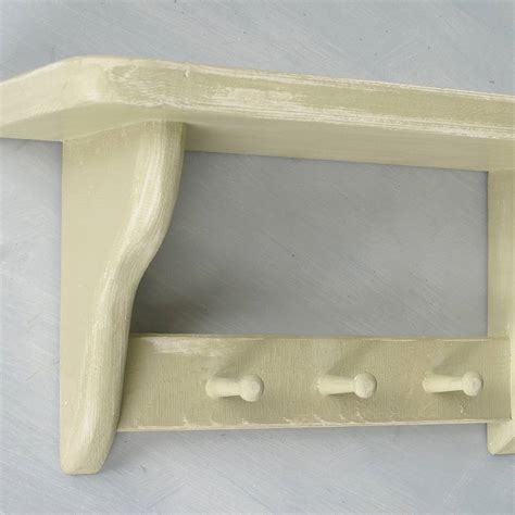 children s shelf with hooks by seagirl and magpie