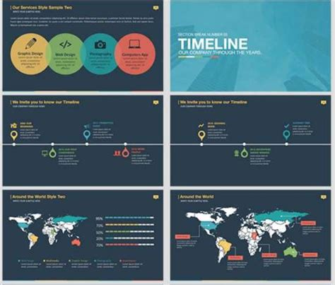 20 Free Timeline Slides Powerpoint Templates Ginva Templates For Powerpoint Slides