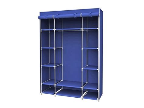 Free Standing Closet Shelving by Sunbeam Free Standing Storage Closet With Shelving