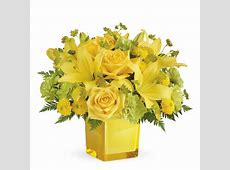 Yes To That Yellow Flower Bouquet at Send Flowers Gift Baskets Delivered Today