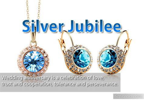 Silver Jubilee Wedding Anniversary Wishes Sms by Silver Jubilee Marriage Anniversary Quotes Jubilee Sms