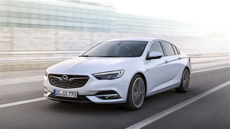 opel insignia grand sport ready to winter with all