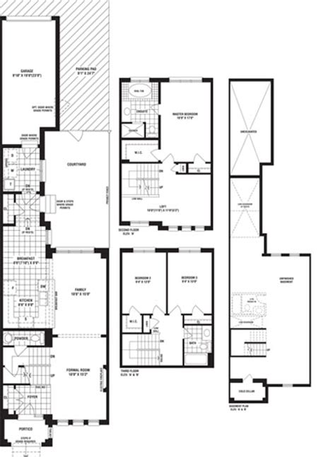 mi homes design center easton a christmas story house floor plan 2 storey house plans