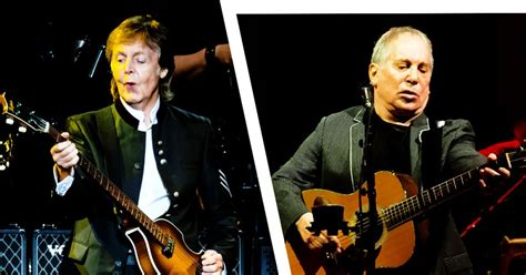 paul simon paul mccartney have paul mccartney and paul simon run out of steam