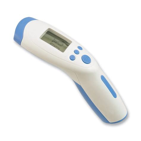 Thermometer Infrared Digital maxiaids talking non contact infrared digital thermometer
