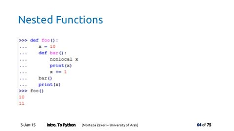 inner function python an introduction to python programming