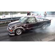 Bed Mounted Turbo Chevy S10 Spanks Trans Am And Mustang At