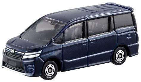 tomica toyota voxy blue diecast takara tomy tomica 115 toyota voxy 1 65 diecast car