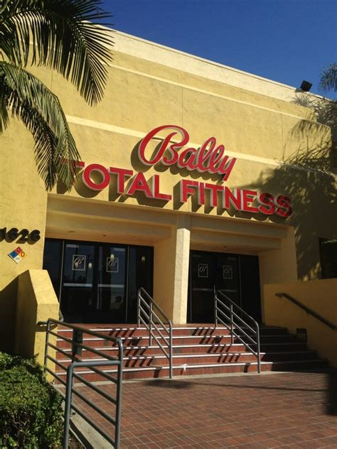 Bally Total Fitness Salutes Banks by Bally Total Fitness Closed 84 Reviews Gyms 1628 N