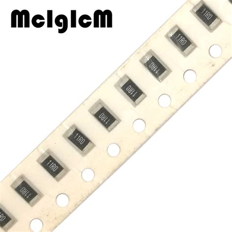 500pcs 1206 Smd Resistor 1 1 2 Ohm buy wholesale 47 ohm resistor from china 47 ohm