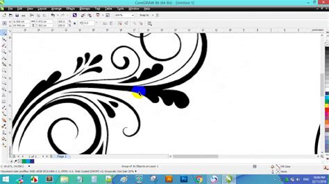 corel draw x6 to x4 converter how to convert jpeg file to vector file in coreldraw x6