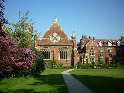 Gothic Victorian House by File The Cavendish Building Of Homerton College Cambridge