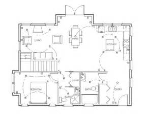 draw house floor plan make your own blueprint how to draw floor plans