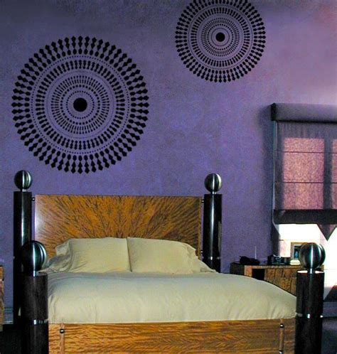 funky diy home decor wall stencil funky wheel lg reusable stencils for easy