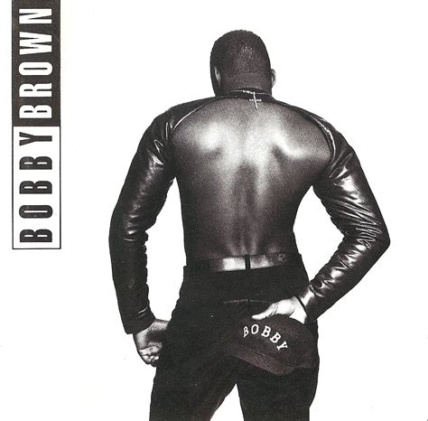 bobby the bobby brown bobby album cover 1992 bobby brown photo 24145342 fanpop