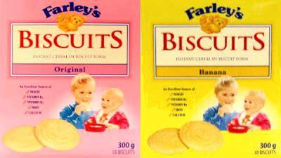 Biskuit Bayi Farley sitta alinula azurea resep biskuit makanan bayi