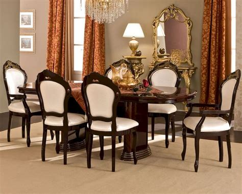 Dining Room Sets Made In Italy Classic Style Dining Set Made In Italy 33d491